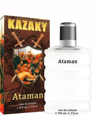 Мужская туалетная вода Aroma Perfume Kazaky Ataman 110 мл