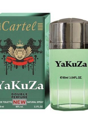 Мужская Туалетная вода Cartel Yakuza 90 мл