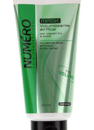 Маска для волос Brelil Numero для придания объема с экстрактом...