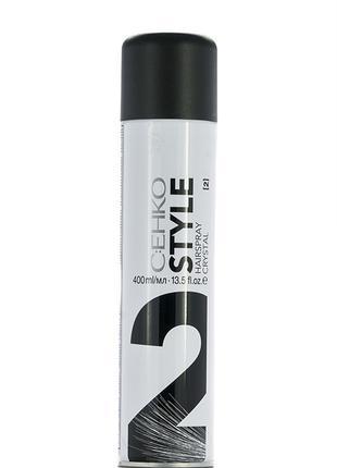 C:EHKO Style Hairspray Crystal (2) Лак для волосся