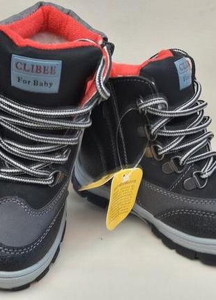 Качественные зимние ботинки новинка