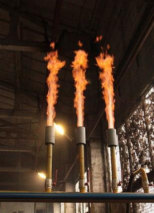 Оборудования для замещения природного газа и др. топлива.