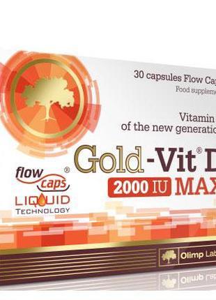 Витамин D Olimp Gold Vit D Max (30 caps)
