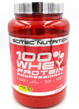 Протеин сывороточный Scitec Nutrition 100% Whey Protein Profes...