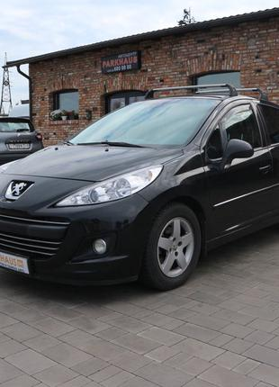 Аренда, прокат авто Peugeot 207