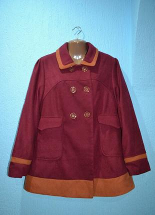 Пальто,18uk,полупальто,куртка
