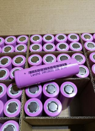 Батарейка 18650, 3300mAh, 3.7V, вейп, батареи, lithium, высокоток