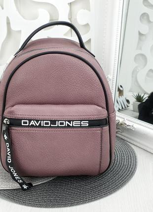Рюкзак david jones еко кожа есть цвета