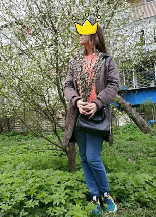 Пальто осенне-весеннее, женское, М