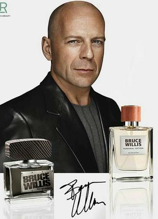 «Bruce Willis» Звездный парфюм от бренда «LR» (Германия), 50 мл.