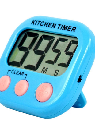 Таймер кухонный, цифровой, JS-118