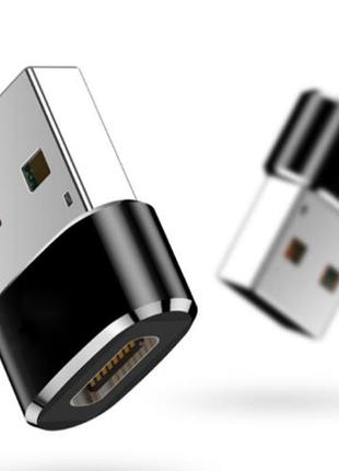 Адаптер/переходник Type-C на USB