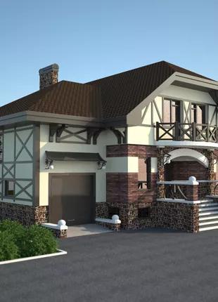 Проектування споруд цивыльного та промислового призначення