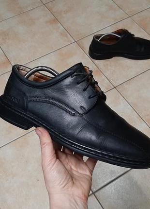 Кожаные ботинки,туфли josef seibel (жозеф сайбел)