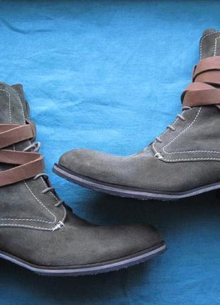 Redoute creation (43) замшевые ботинки мужские