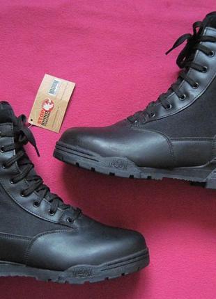 Новые magnum classic (45) кожаные тактические ботинки мужские