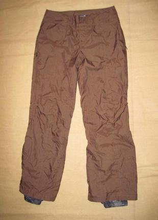 Columbia штаны зимние лыжные женские columbia titanium omni te...