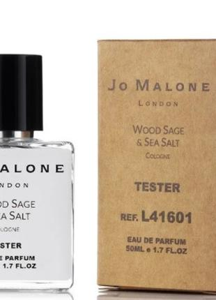 Мужская Туалетная вода Joo Malonee Wood SageSea Solt 50 ML TESTER