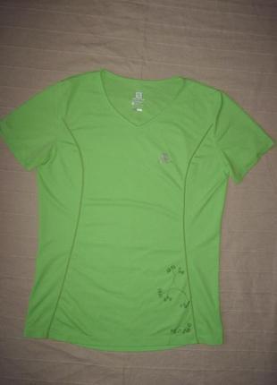 Salomon (s) спортивная футболка женская