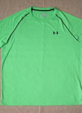 Under armour (xl) спортивная футболка мужская
