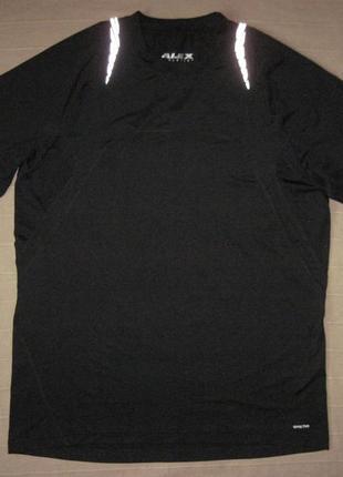 Alex (l) спортивная футболка мужская