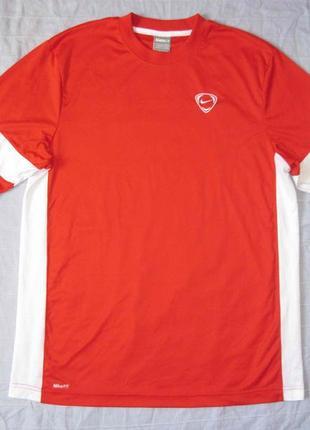 Nike (l/183 см) спортивная футболка мужская