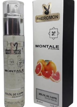 Мини парфюм с феромонами Montale Soleil de Capri Pheromone (Унисе