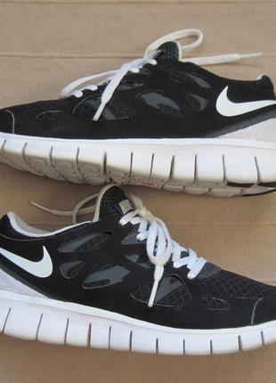 Nike free run + 2 (38) кроссовки женские