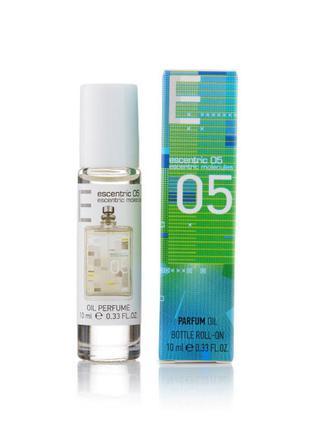 Масляный мини парфюм унисекс Escentric Molecules Escentric 05 - 1