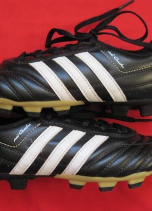 Adidas adiquestra (31) бутсы копочки детские