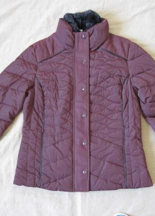 Charles vögele (m) куртка демисезон, теплая зима женская