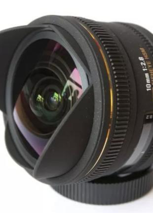 Sigma AF 10mm F2.8 EX DC FISHEYE HSM для Nikon