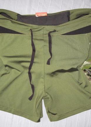 Burton r.e.d. (m) спортивные защитные шорты женские
