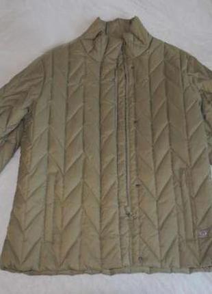 Курточка женская на пуху размер 48-50