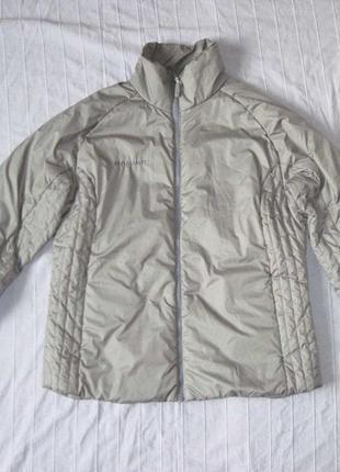 Mammut (l) демисезон/теплая зима куртка женская