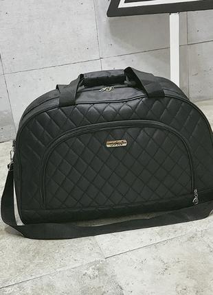 Сумка дорожная, дорожный саквояж, сумка дорожная 35 л