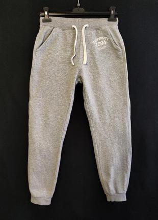 Серые спортивные штаны брюки lindex
