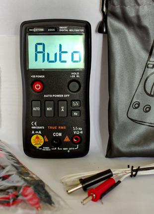 Мультиметр RICHMETERS RM408A Полный Автомат! Термопара!