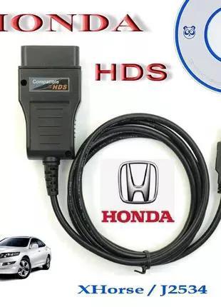 Авто Сканер для HONDA HDS /Acura Xhorse/J2534 Диагностический ОБД