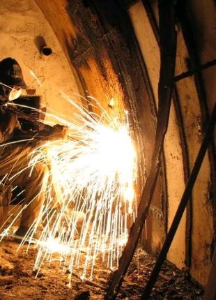 Сооружение и конструкций  из металла