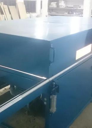 Вакуумный пресс на два стола для пленки и шпона МВП-2514.2х2 в на