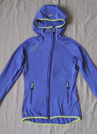 Radys r 7w light (xs) спортивная флисовая кофта женская