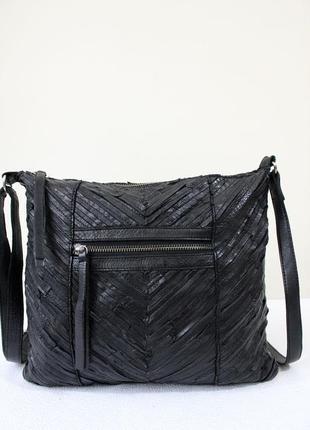 Женская сумка из натуральной кожи pieces