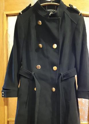 Пальто жіноче замшеве