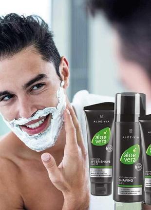 «Aloe Vera Men» Набор для мужчин от бренда «LR», Германия