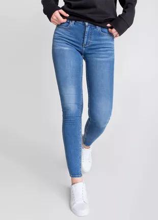 Стрейчевые джинсы, штаны, брюки с высокой посадкой, талией