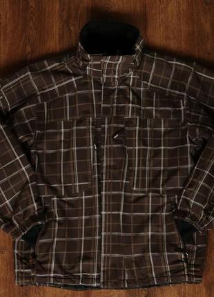 Мужская лыжная куртка stuf