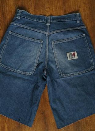 Мужские джинсовые шорты 30 размер