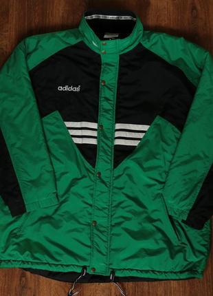 Мужская винтажная куртка adidas originals vintage 90s jacket