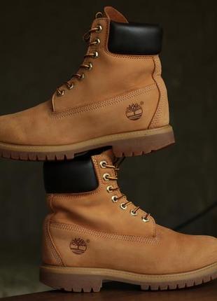 Мужские ботинки timberland mens 6-inch premium waterproof whea...